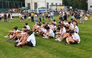 presentazione squadre ardita Cittadella e Cittadella Como